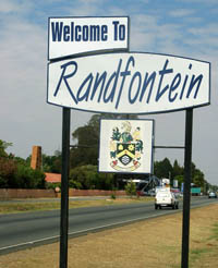 Churches in Randfontein icon
