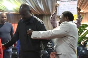 Brother Daniel Ouakakoutela 2017